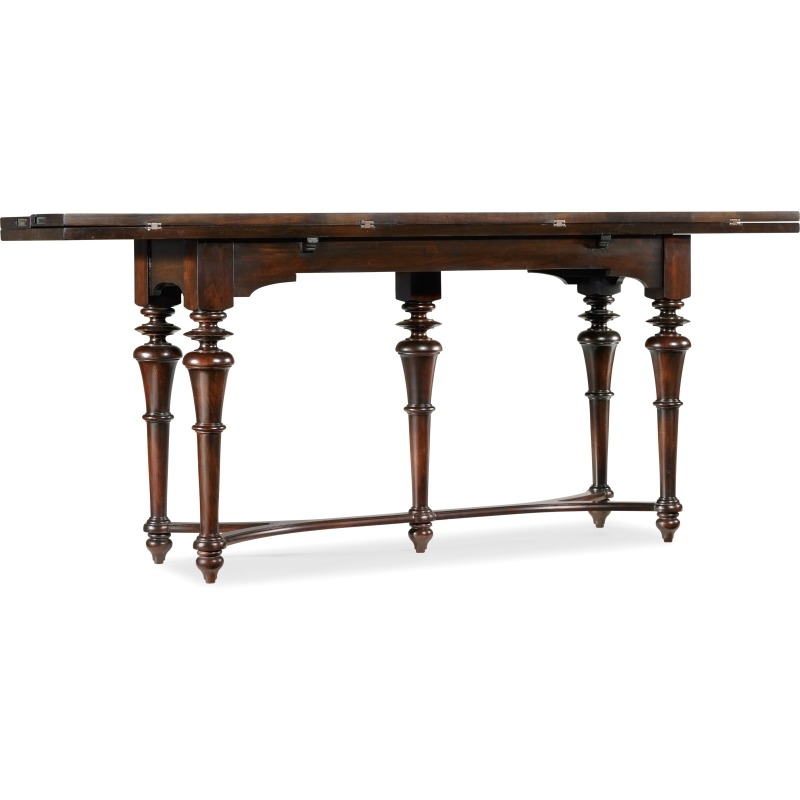 Flip Top Console Table By Hooker Furniture 5168 85003 Darbys